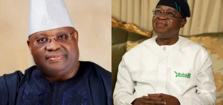 'I remain the duly elected governor of Osun State' - Gboyega Oyetola says