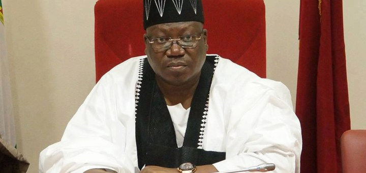BREAKING: Senator Ahmed Lawan emerges as the Senate President of the 9th National Assembly