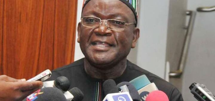 81 Herdsmen convicted and 3,000 cows have been arrested under Benue State's grazing law - Governor Samuel Ortom