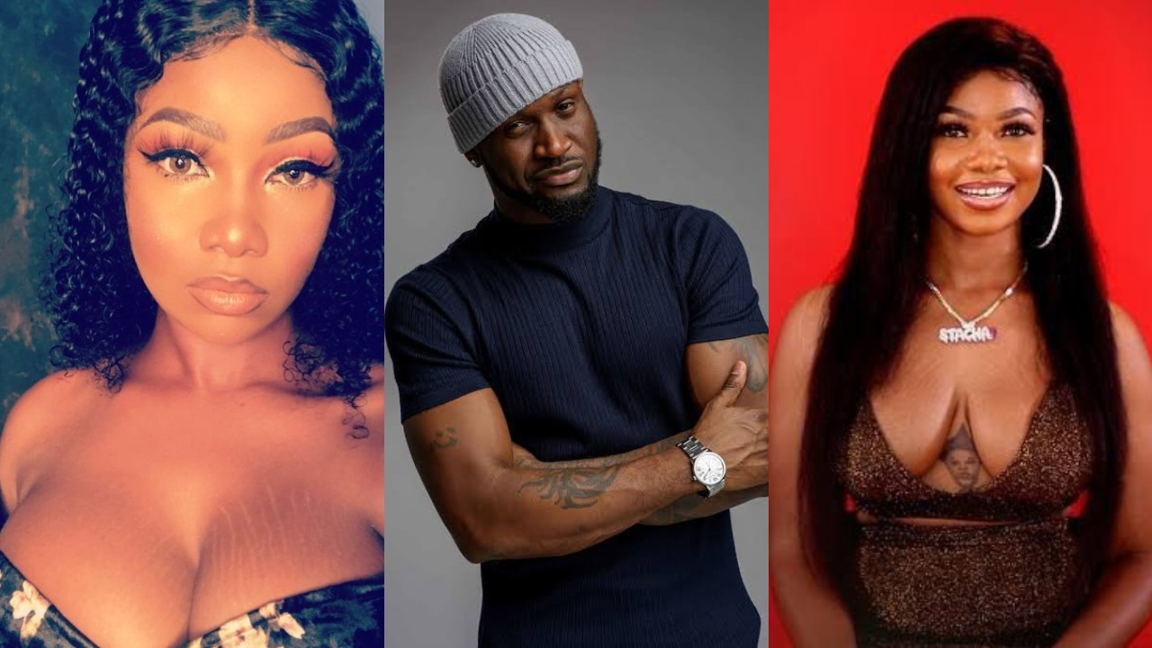 Image result for Before You Criticise Tacha Make Sure You're Perfect — Peter Okoye