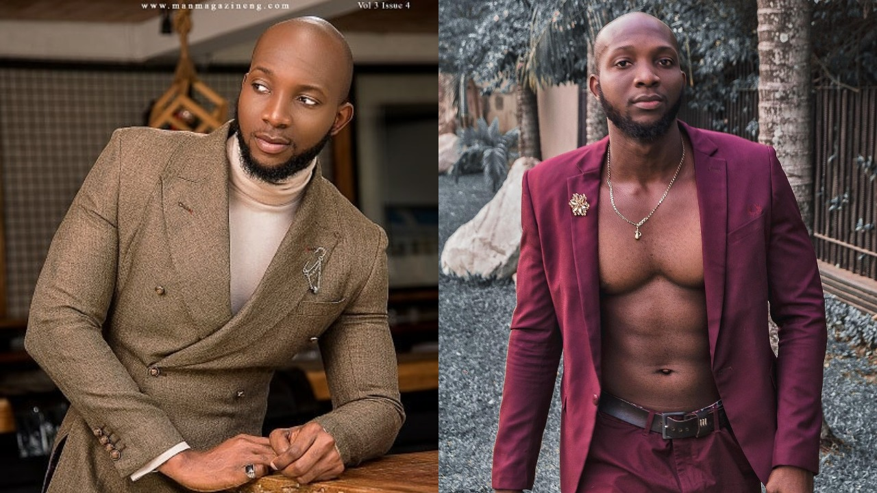 #BBNaija: Trolls bully Tuoyo for 'returning' to the gym after leaving Big Brother house