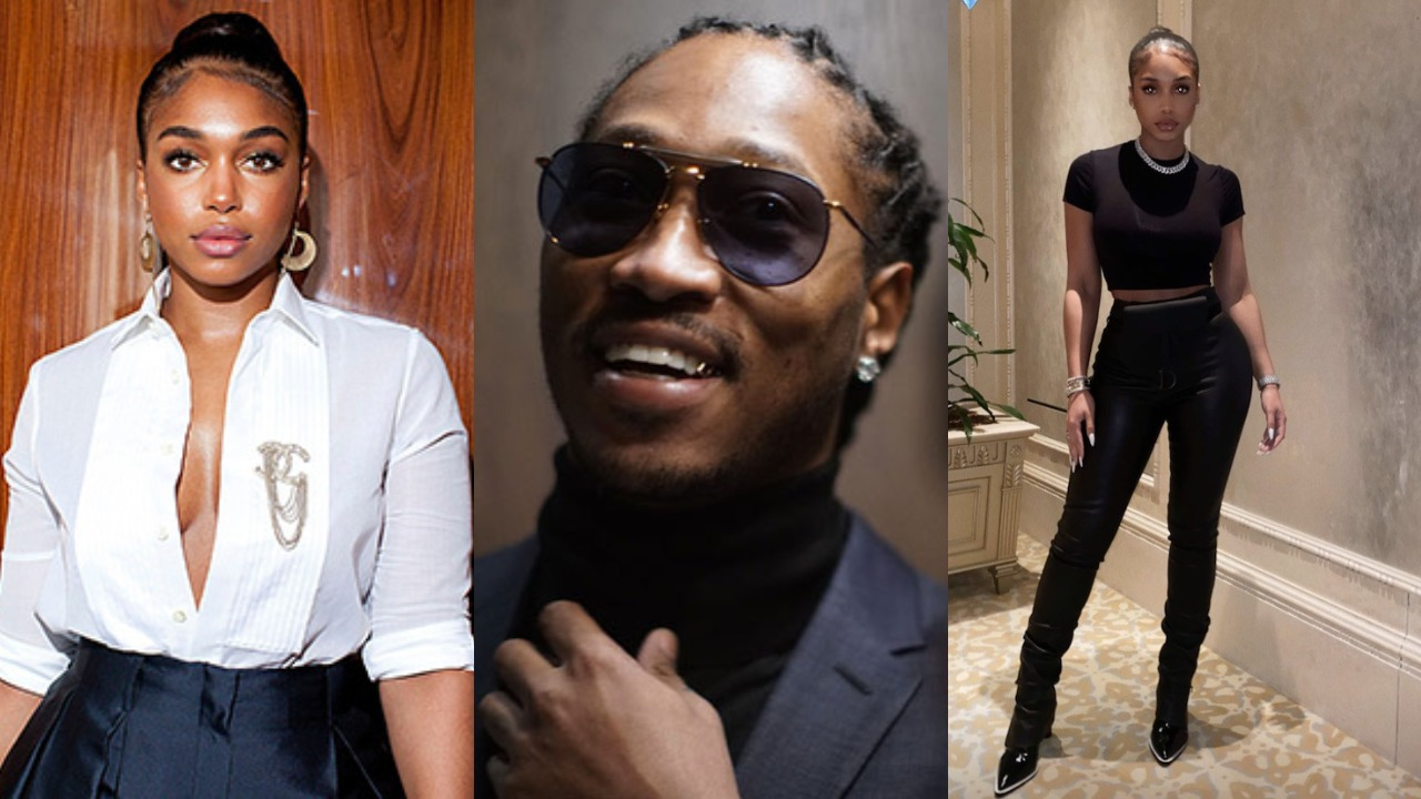 Future And His New Girlfriend Lori Harvey Spotted Celebrating The