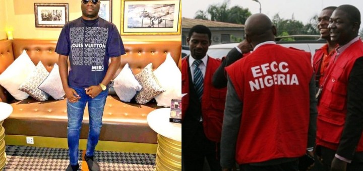 Nigerians reacts to Mompha's lawsuit against EFCC