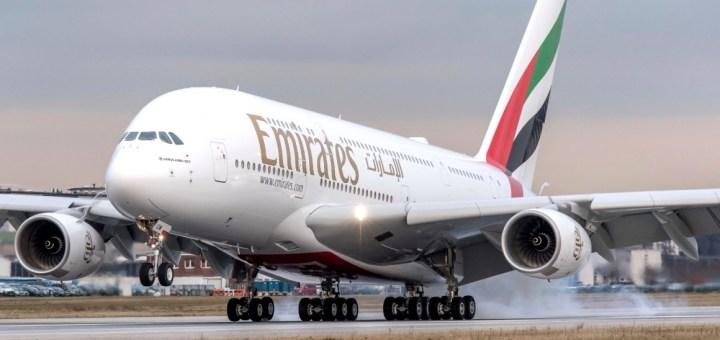 Nigerian Court orders Detention of Emirates Plane over $22K Debt