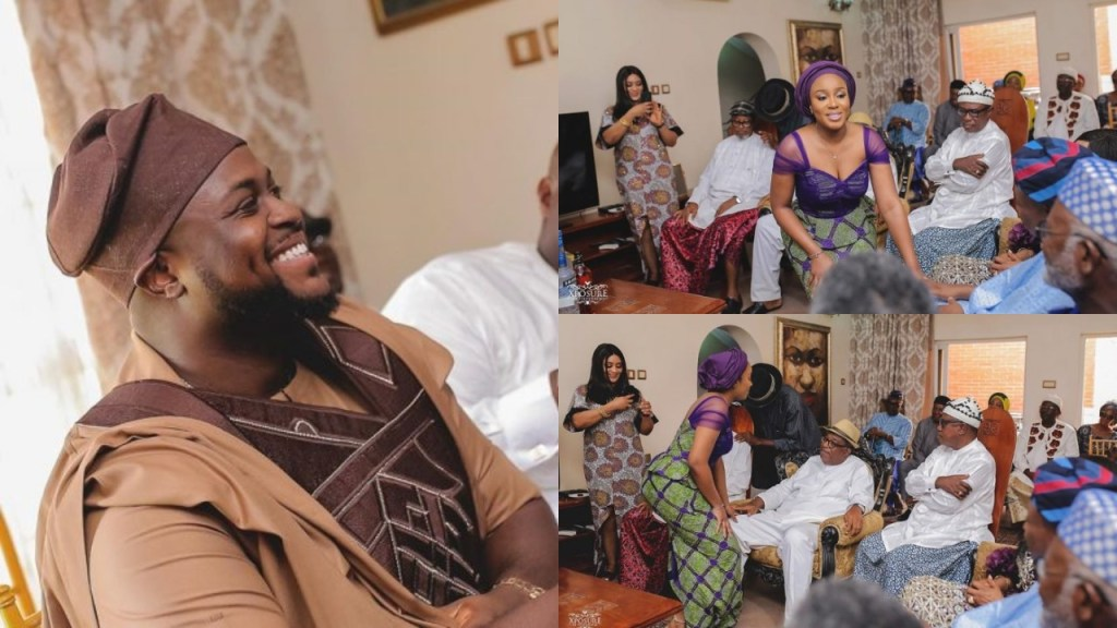 More Photos from Davido's Brother, Adewale Adeleke Introduction Ceremony