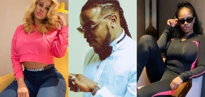 Singer Daffy Blanco accuses Peruzzi of allegedly trying to Rape her, releases audio clips of him allegedly Apologising