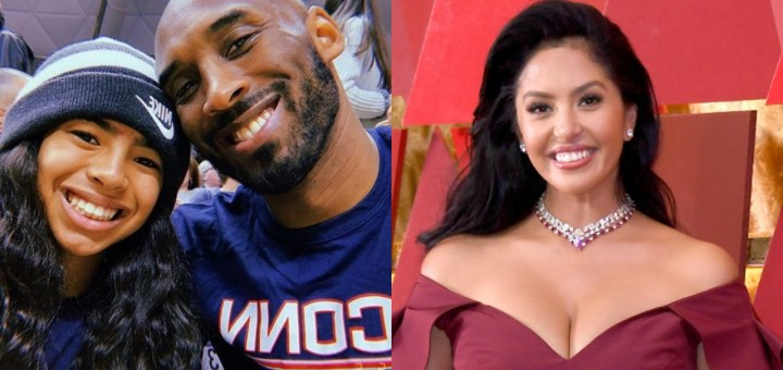 Kobe Bryant: Vanessa breaks silence on Husband & Daughter's Death
