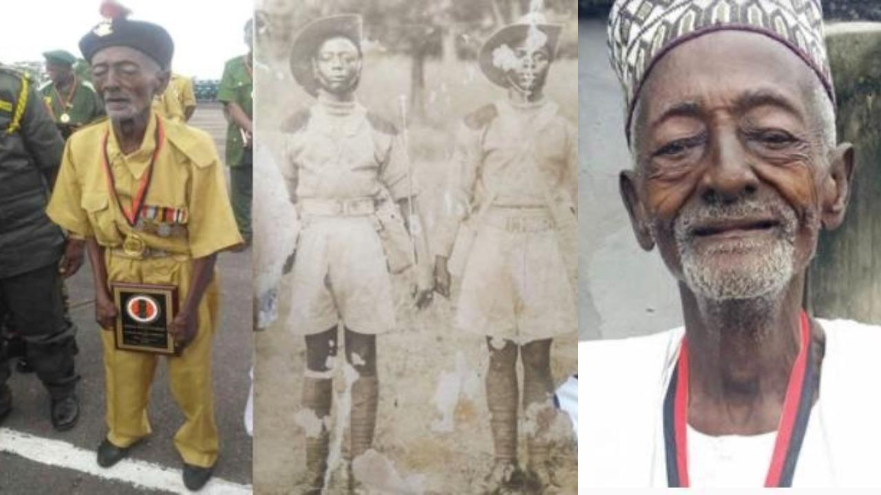 Image result for Oldest retired soldier dies at 101