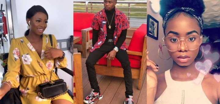 Priscilla Ojo queries her rumored boyfriend, Lil Kesh for breaking the Marlian Code of Conduct