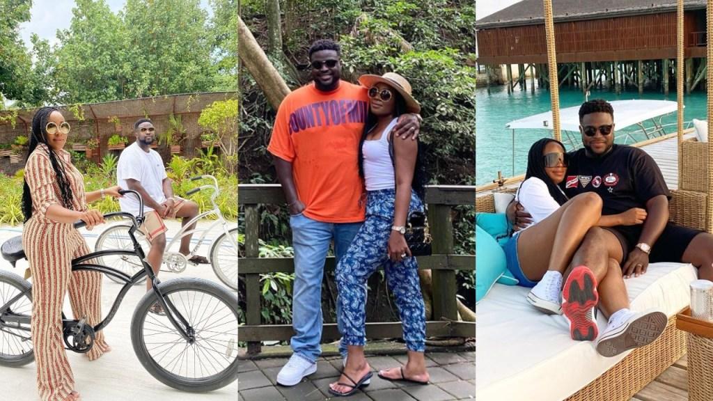 Adewale Adeleke and new wife spend Honeymoon in Indonesia, Maldives (Photos)