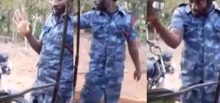 Police officer rejects bribe, warns driver never to try it AGAIN (Video)