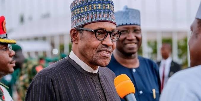 Lockdown will last as long as necessary - President Buhari