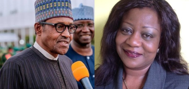 'Die alone if you contract COVID-19, don't spread it' - President Muhammadu Buhari's aide Lauretta Onochie says