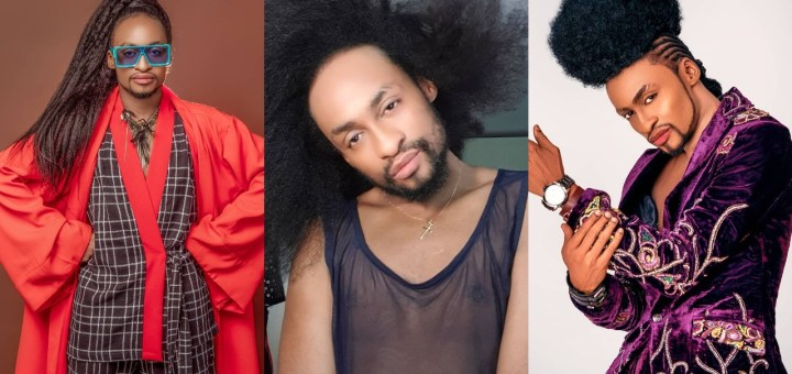 My family members kicked me out of the house because my hair was hindering their prayers - Denrele Edun (Video)