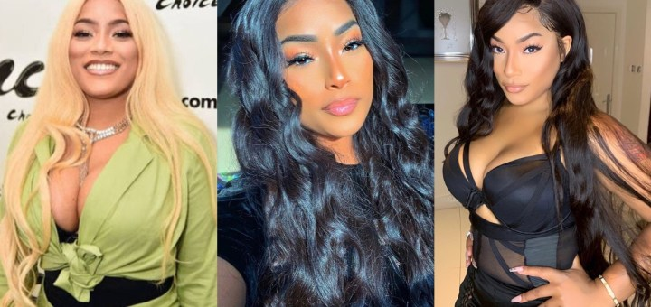 'Why are black people dying' - Burna Boy's girlfriend, Stefflon Don has asked for an explanation