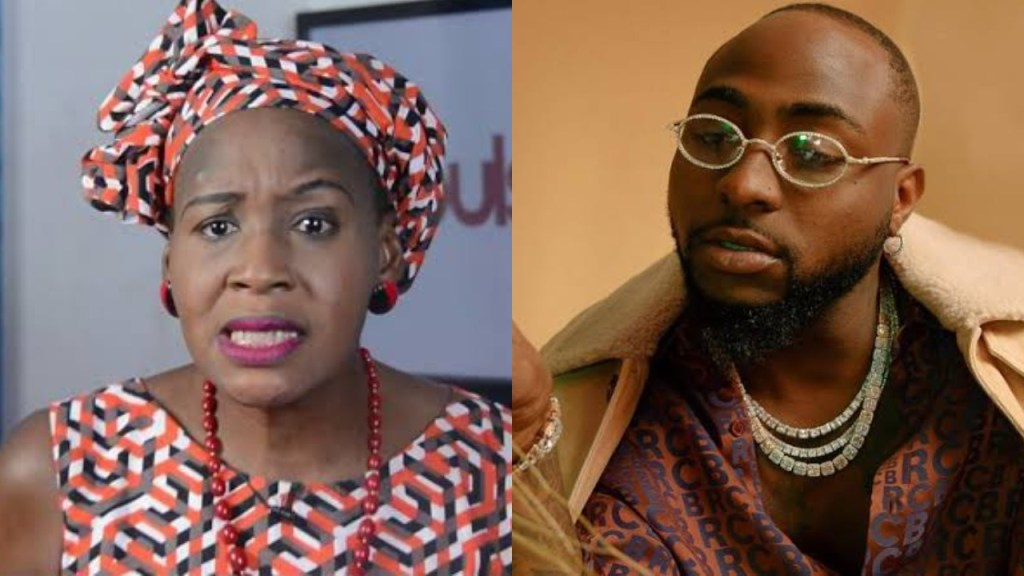 Davido Sexually Harassed me in 2018 - Kemi Olunloyo