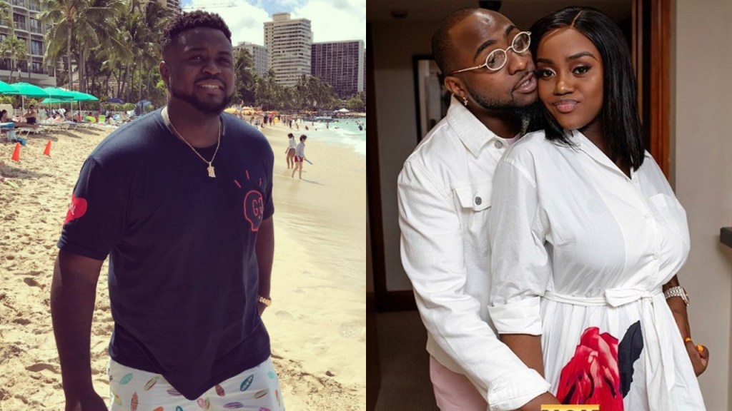 Davido and Chioma are still together - Davido's brother Adewale finally reveals (Video)
