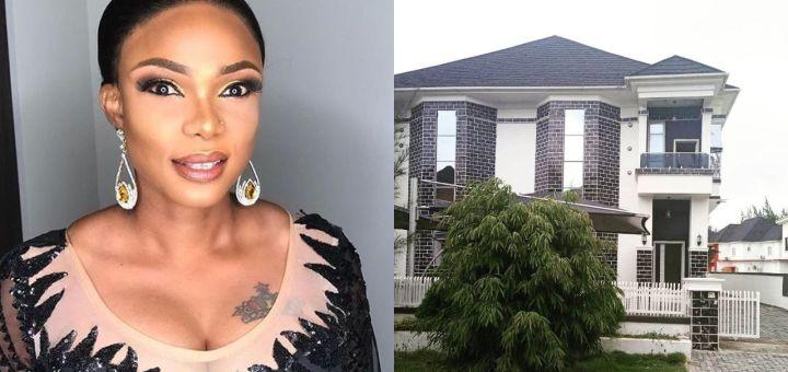 Actress Iyabo Ojo acquires a house in Lekki, Lagos