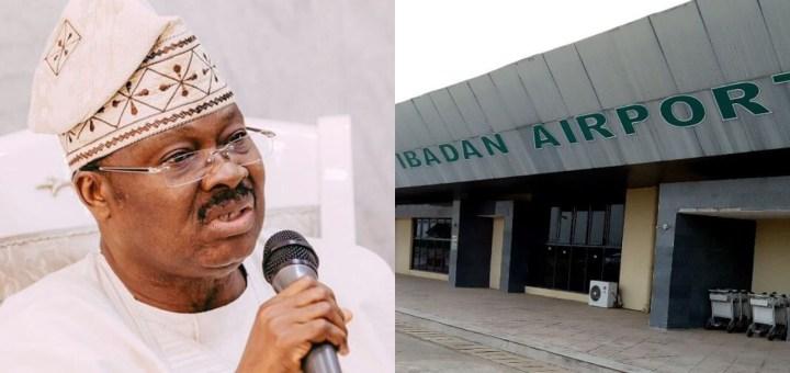Senate urges FG to rename Ibadan airport after Abiola AjimobiSenate urges FG to rename Ibadan airport after Abiola Ajimobi