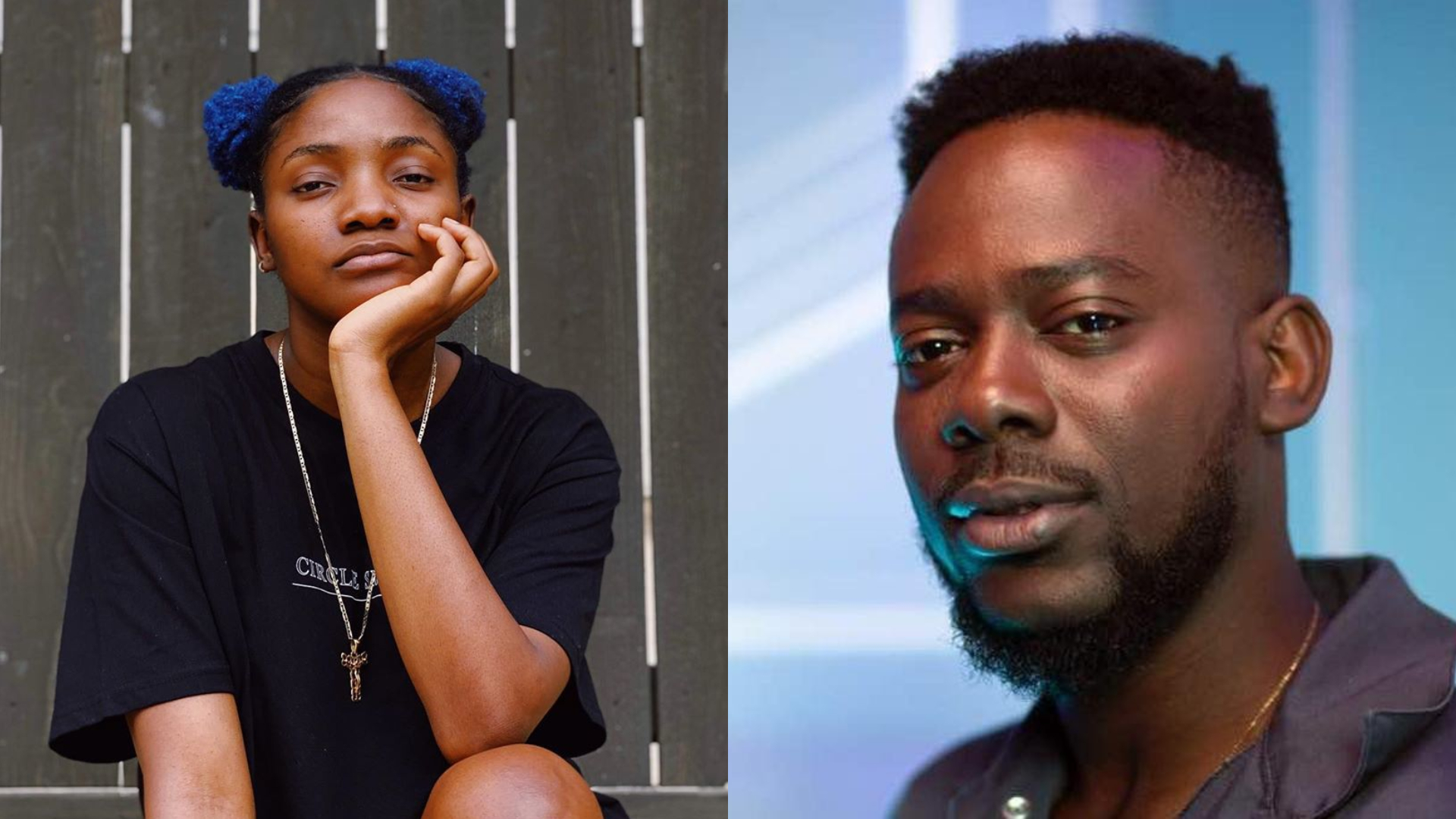"""""""The timing of my wife's apology was pure coincidence"""" - Adekunle Gold reacts after Simi was accused of apologizing to LGBTQ community for """"selfish"""" reasons"""