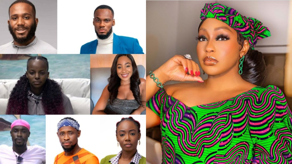 #BBNaija 2020: There's nothing not to love about all these housemates to be honest - Rita Dominic says