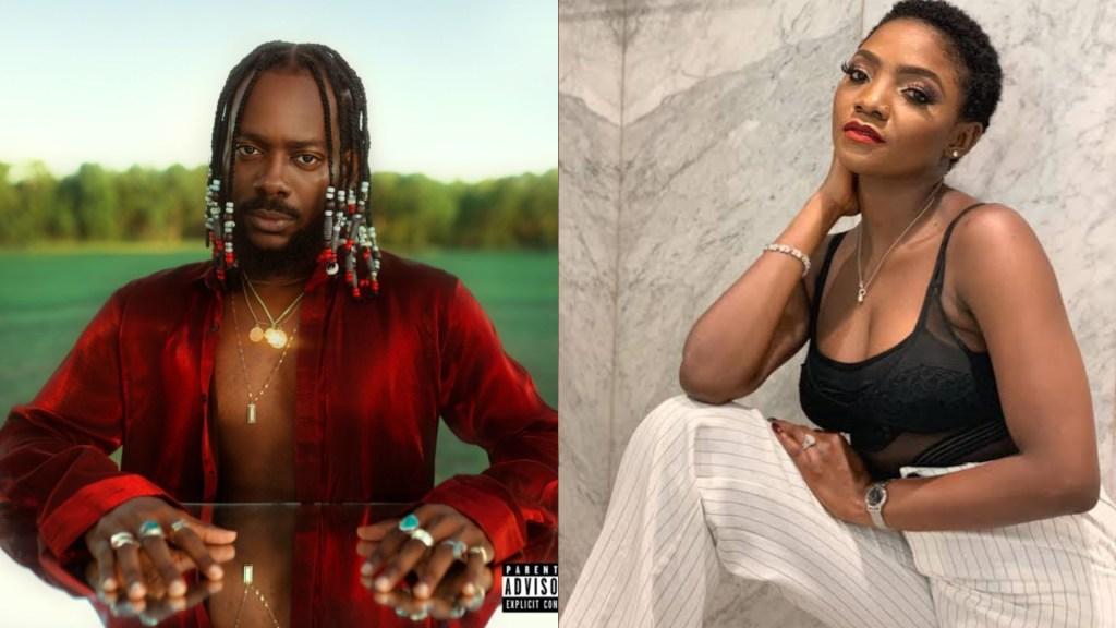 I'm Proud Of You - Simi Showers Praises On Her Husband Adekunle Gold As She Reacts To His AfroPop Vol.1