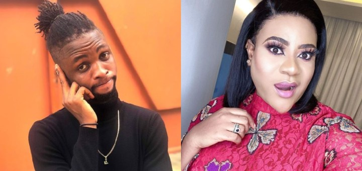#BBNaija: If Laycon comes out of the competition & doesn't thank me, it wouldn't make me hate him - Nkechi Blessing