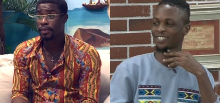 #BBNaija 2020: Laycon narrates how Neo boosted his confidence in the house