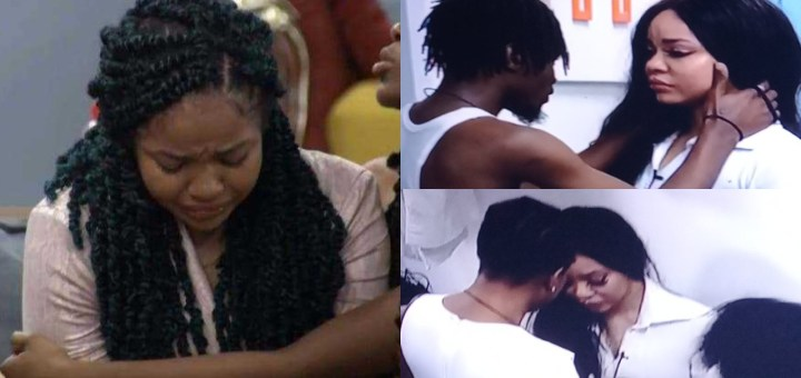 #BBNaija 2020: You don't know what you have till it's gone - Social Media Users react as Nengi broke down in tears after Ozo ignored her