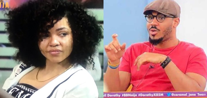 """#BBNaija 2020: """"There are cum stains on your bed"""" - Nengi stylishly accuses Ozo of masturbat!ng (Video)"""
