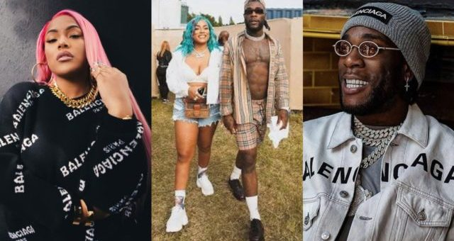 Trouble In Paradise As Burna Boy And His Girlfriend, Stefflon Don Unfollow Each Other On Instagram