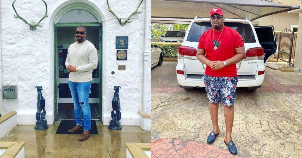 Don Jazzy Set To Celebrate His 38th Birthday This Thursday With 20 Of His Fans