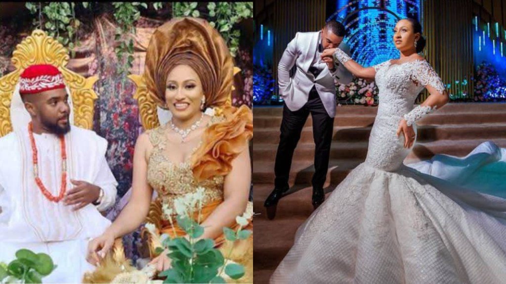 """God made it possible"" - Williams Uchemba pens appreciation message as he officially releases his wedding photos"