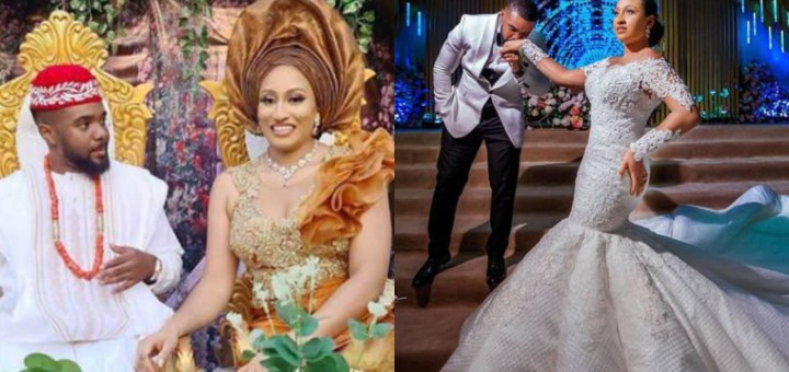 """""""God made it possible"""" - Williams Uchemba pens appreciation message as he officially releases his wedding photos"""