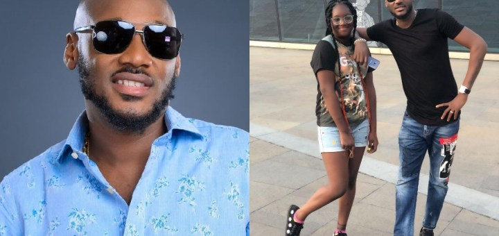 Veteran singer,Innocent Idibiaprofessionally known as2Baba, has taken to social media to celebrate his daughter, Isabel Idibia