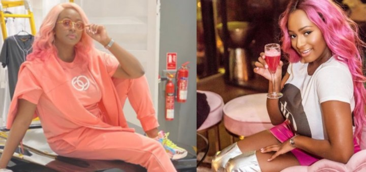 Someone Is Seriously Toasting Me - DJ Cuppy Reveals Plans To Get Into A Relationship