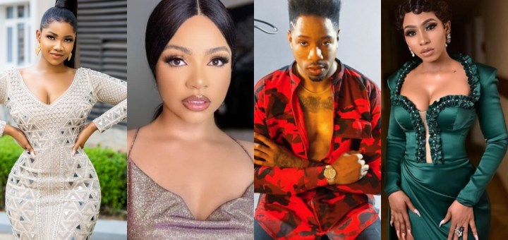 How Mercy Eke allegedly broke up with Ike because of Nengi & Tacha (Details)