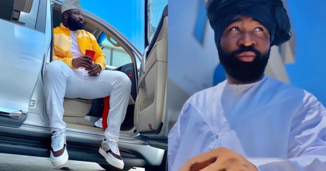 """""""There's no independent woman anywhere"""" - Singer, Harrysong"""