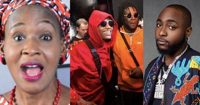Davido Is Supposed To Dominate Over International Recognition But The Story Is Opposite - Kemi Olunloyo