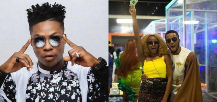 Reekado Banks recruits reality TV stars Wathoni & Brighto for the visuals to his latest song 'Speak to Me' (Video)