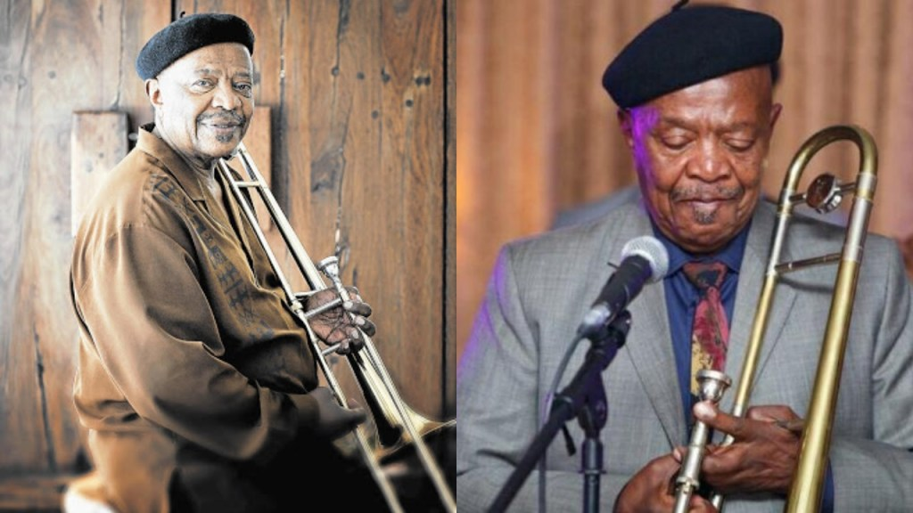 South African jazz legend, Jonas Gwangwa dies at the age of 83