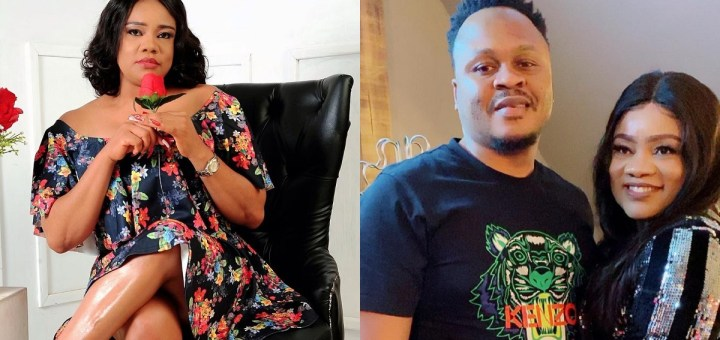 How My Husband Has Been Holding Down Our Home For 14 Years - Opeyemi Aiyeola Opens Up