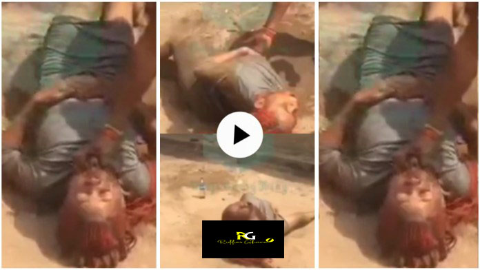 Lady Commits Suicide After Her Boyfriend Broke Up with Her (Video)