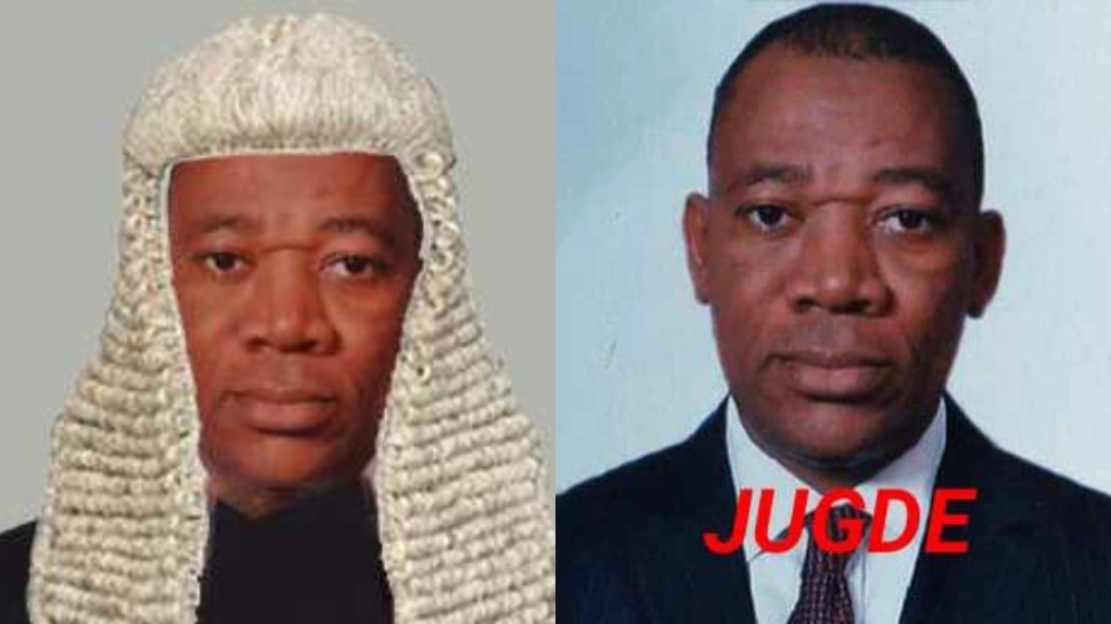 Delta High Court Judge weeps after DNA test revealed he is not the father of his three adult children