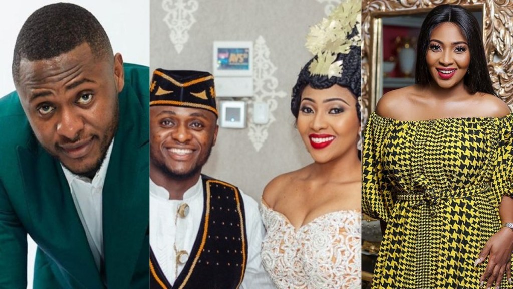 Ubi Franklin and Lilian Esoro's marriage has been officially dissolved