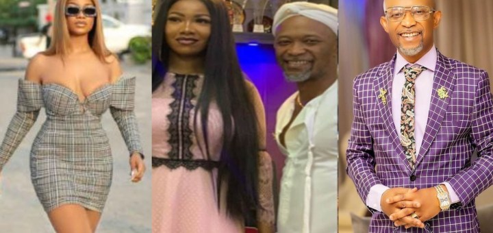 Tacha alleged to be in a relationship with Fadda Dickson