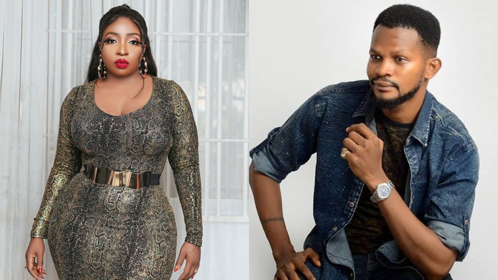 Actress Anita Joseph mocks Uche Maduagwu over his cry for help on depression
