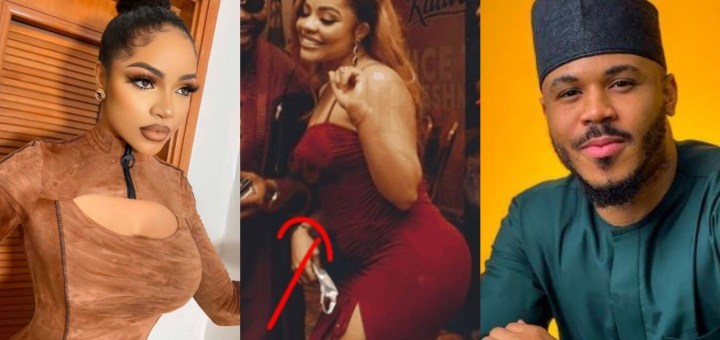'Ozo's Baby On The Way' - Fans React After Seeing Nengi's Stomach In Latest Photo
