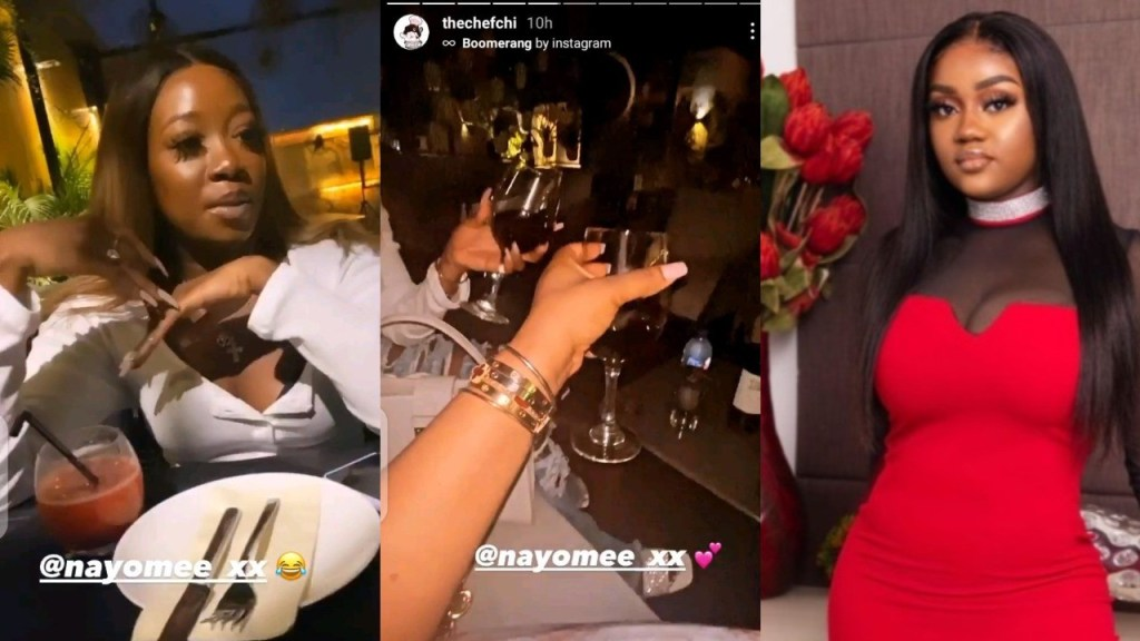 Chioma Shuns Davido Steps Out With Bestie To Have A Girls Day Out