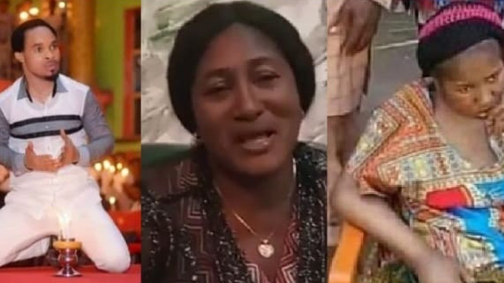 """""""Tell Pastor Odumeje to send his bank account number so we can transfer his money to him"""" - Ada Jesus's mother (Video)"""